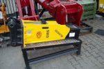 Młot hydrauliczny wyburzeniowy TUR G30S 445kg NOWY GWARANCJA - Obraz3