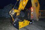 Młot hydrauliczny wyburzeniowy TUR G30S 445kg NOWY GWARANCJA - Obraz2