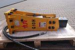 Młot hydrauliczny wyburzeniowy DB G10H 106 kg - Obraz1
