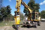 Młot hydrauliczny wyburzeniowy TUR G70S 1240kg NOWY GWARANCJA - Obraz1
