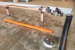 Docisk pneumatyczny do piły formatowej dwusekcyjny 3200 mm - Obraz1