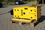 Młot hydrauliczny wyburzeniowy DB G50H 950 kg - Obraz1