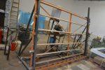 Linia maszyn do  produkcji okien i drzwi  PCV - Obraz5