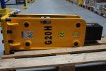 Młot hydrauliczny DB G20H - Obraz5