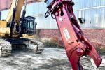 Nożyce do stali złomu Hydraram HSS-14RV 1360 kg - Obraz4