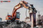 Nowy młot wyburzeniowy hydrauliczny HYDRARAM FX-340 2500 kg - Obraz8