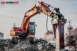 Nowy młot wyburzeniowy hydrauliczny HYDRARAM FX-160 1320 kg - Obraz8
