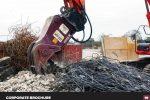 Szczęki kruszące wyburzeniowe HYDRARAM HRP20V 2080 kg - Obraz9