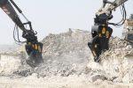 Szczęki kruszące wyburzeniowe HYDRARAM HRP20V 2080 kg - Obraz2