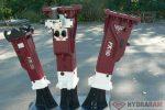 Nowy młot wyburzeniowy hydrauliczny HYDRARAM FX-340 2500 kg - Obraz3