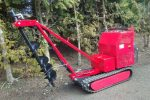 WOZIDŁO budowlane komunalne RD-300 na gąsienicach, silnik 9 kM, udźwig do 500 kg - Obraz6