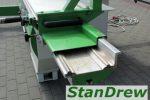 Piła formatowa REMA DMMS-40 z podcinakiem , dł. wózka 3900 mm * StanDrew - Obraz6