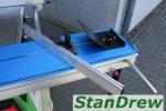 Pilarka formatowa HIT z podcinakiem, wózek: 2 m *** StanDrew - Obraz5
