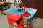 Frezarka dolnowrzecionowa stołowa FS 200SF - Obraz1