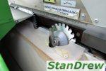 Piła formatowa REMA DMMS-40 z podcinakiem , dł. wózka 3900 mm * StanDrew - Obraz7