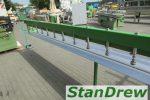 Piła formatowa REMA DMMS-40 z podcinakiem , dł. wózka 3900 mm * StanDrew - Obraz8