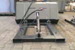 Szufla hydrauliczna do gruzu, trocin, węgla - 600l - Obraz2