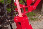 Wiertnica glebowa hydrauliczna, napęd z WOM ciągnika, własny układ hydrauliczny. - Obraz4