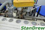 Okleiniarka OPTIMAT 305 z polerką i nożycami *** StanDrew - Obraz8