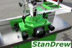 Frezarka dolnowrzecionowa PERFECT DELUX MX 5110A ***StanDrew - Obraz9