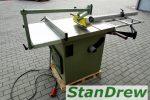 Piła tarczowa z wózkiem STEMA typ SC 300 - Obraz3
