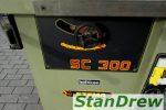Piła tarczowa z wózkiem STEMA typ SC 300 - Obraz5