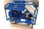 Ultra high pressure pump unit (high pressure washer) - Obraz3