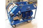 Ultra high pressure pump unit (high pressure washer) - Obraz2