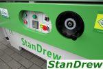 Piła formatowa z podcinakiem MJ45Y-2000 PRĘTY STALOWE ***StanDrew - Obraz10