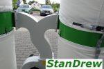 Odciąg do trocin – 2 workowy PERFECT typ FM300S ***StanDrew - Obraz5