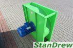 Wentylator PERFECT – 11 kW / 12100 m3/h *** StanDrew - Obraz3
