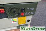 Frezarka dolnowrzecionowa SCM T 130 *** StanDrew - Obraz9