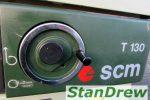 Frezarka dolnowrzecionowa SCM T 130 *** StanDrew - Obraz7