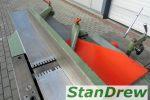 Wyrówniarko grubościówka z wiertarką C 400 ***StanDrew - Obraz5