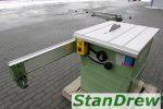 Piła formatowa Elektra Beckum PKR 250 K z podcinakiem ***StanDrew - Obraz10