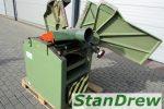 Wyrówniarko grubościówka z wiertarką C 400 ***StanDrew - Obraz2