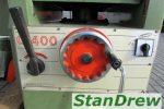 Wyrówniarko grubościówka z wiertarką C 400 ***StanDrew - Obraz7