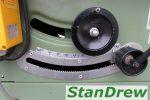 Piła formatowa Elektra Beckum PKR 250 K z podcinakiem ***StanDrew - Obraz8