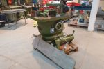 Frezarka dolnowrzecionowa HOMBAK z wózkiem bocznym - Obraz1