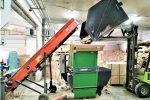 Rozdrabniacz Shredder SD90 Robust 18,5kw (nie WEIMA, nie UNTHA) - Obraz4