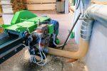 Rozdrabniacz Shredder H35 Robust 18,5kw (nie SKORPION, nie BANDID) - Obraz1
