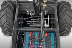 WOZIDŁO MSK-400, silnik elektryczny 750W/48V, udźwig 500 kg - Obraz5