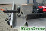 Frezarka dolnowrzecionowa GOMAD FD-2 z wózkiem **StanDrew** - Obraz6